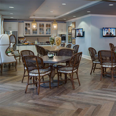 Nydree Acrylic Infused Flooring